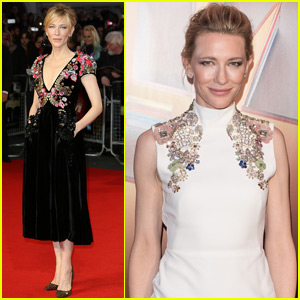 Cate Blanchett Honored By British Film Institute