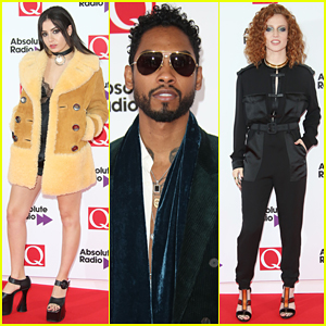 Charli XCX, Miguel & More Hit The Red Carpet At Q Awards 2015