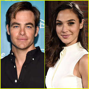 Chris Pine Confirms His 'Wonder Woman' Role: 'I'm Super Excited'