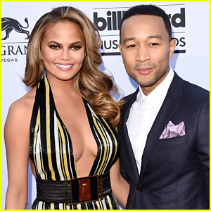 Chrissy Teigen Is Pregnant, Expecting Baby with John Legend!