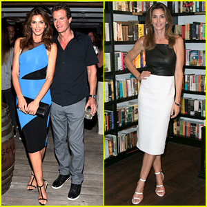 Cindy Crawford Looks Flawless Even with No Makeup On!