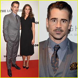 Colin Farrell Opens Up About His Past: 'I Became A Parody'