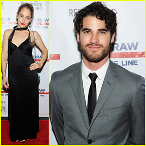 Darren Criss Suits Up At The Center For Reproductive Rights Gala 2015!