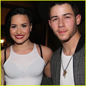 Demi Lovato Replaces Tour Opener Adam Lambert With Nick Jonas