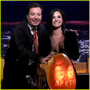 Demi Lovato & Jimmy Fallon Are the Ultimate Best Friends - Watch Now!