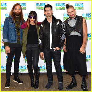 Joe Jonas & DNCE Announce New Tour Dates - See Them Here!