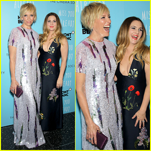Drew Barrymore & Toni Collette Reunite At 'Miss You Already' NYC Screening!