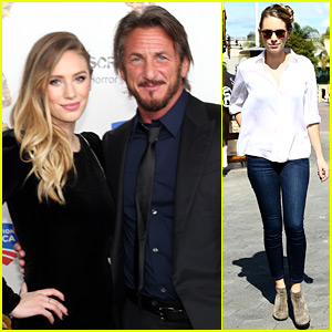 Sean Penn Supports Daughter Dylan Penn at Her Movie Premiere!