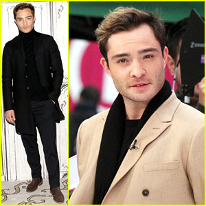 Ed Westwick Calls His 'Wicked City' Character a Monster