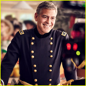 George Clooney Gets Into Costume for Nespresso Campaign