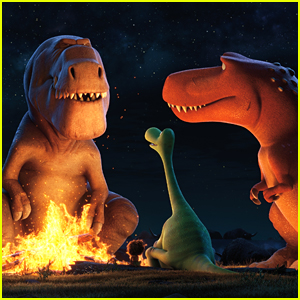 'The Good Dinosaur' Debuts New Pics & New Trailer - Watch Now!