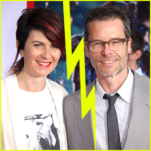 Actor Guy Pearce & Wife Kate Split After 18 Years of Marriage