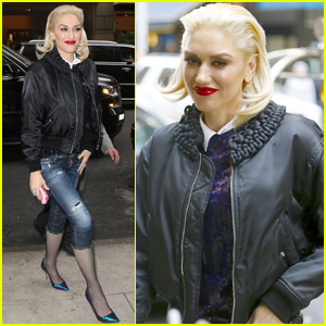 Gwen Stefani Gets In The Halloween Spirit With Her Three Sons