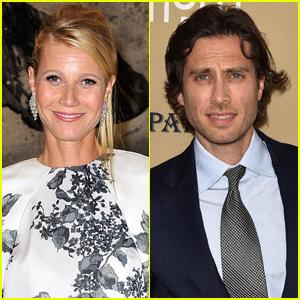 Gwyneth Paltrow's Boyfriend Brad Falchuk Says Things Are 'Great' Between Them