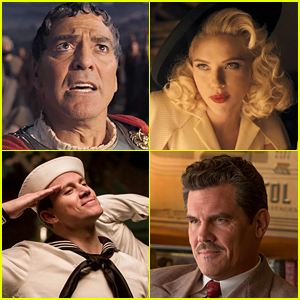 The 'Hail, Caesar!' Movie Trailer Has Too Many Stars to Count!