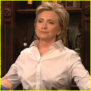 Hillary Clinton Impersonates Donald Trump on 'Saturday Night Live' - Watch Her Full Sketch Here!