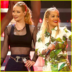 Iggy Azalea Shuts Down Rita Ora's 'Lady Marmalade' Idea: Leave Me Out of It