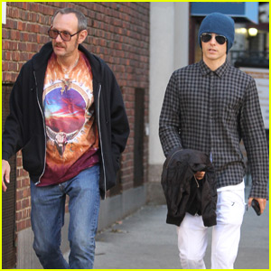 Jared Leto Hangs Out With Photographer Terry Richardson