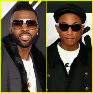 Jason Derulo & Pharrell Williams Take on the MTV EMAs 2015!