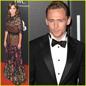 Tom Hiddleston Named BFI's First Ambassador At Luminous Fundraising Gala 2015