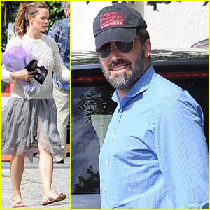 Jennifer Garner & Ben Affleck Continue to Spend Time with Their Kids