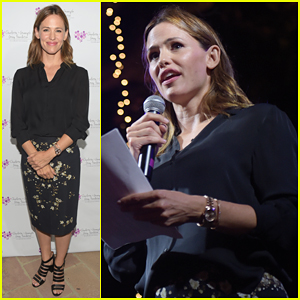 Jennifer Garner Hosts Charlotte & Gwenyth Gray Foundation Fundraiser!