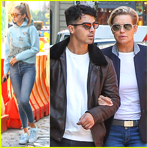 Joe Jonas Keeps A Toothbrush At Girlfriend Gigi Hadid's Place