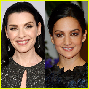 Julianna Margulies Denies 'Good Wife' Feud with Archie Panjabi