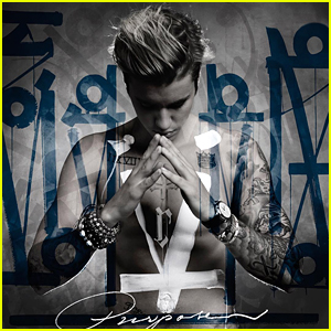 Justin Bieber Debuts 'Purpose' Album Artwork - See All Three Versions Here