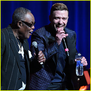 Watch Justin Timberlake Sing at Memphis Music Hall of Fame, Give Induction Speech (Video)