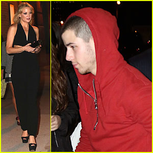 Kate Hudson & Nick Jonas Step Out Together in New York!