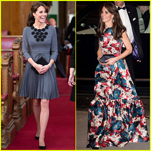 Kate Middleton's Two Chic Looks Will Surely Give You Dress Envy!