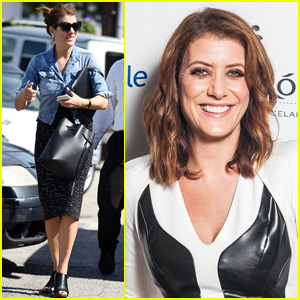 Kate Walsh Supports Her Favorite Charity Operation Smile