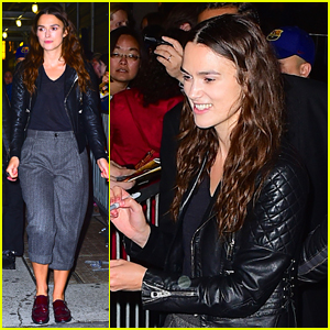 Keira Knightley's Broadway Debut Interrupted by Screaming Audience Member