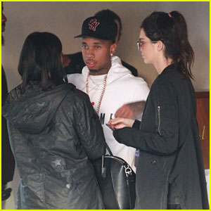 Kendall Kardashian And Tyga