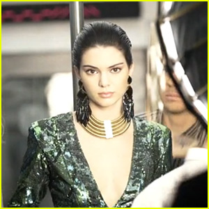 Kendall Jenner Learns to Twerk in Balmain x H&M Behind the Scenes - Watch Now!