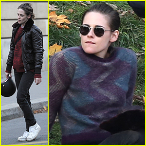 Kristen Stewart Is 'Doing Well' With Riding A Motorbike, Says Coach Phillipe Monneret
