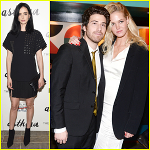 Krysten Ritter Brings 'Asthma' To NYC With Erin Heatherton & Jake Hoffman!