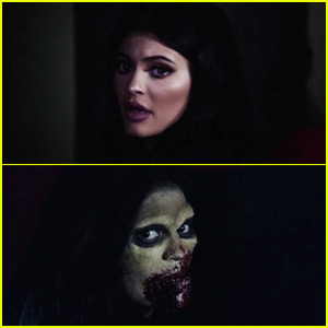 Kylie Jenner Transforms Into a Zombie for Tyga's 'Dope'd Up' Video - Watch Now!