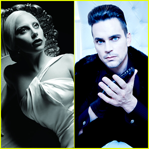 Lady Gaga & Matt Bomer Get Edgy for 'AHS: Hotel' Photos!
