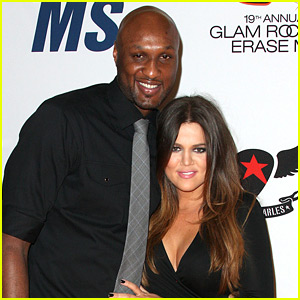 Lamar Odom Discharged From Hospital with Khloe Kardashian By His Side