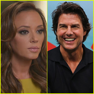 Leah Remini Opens Up About Scientology & Tom Cruise: 'This Has Been My Whole Life'