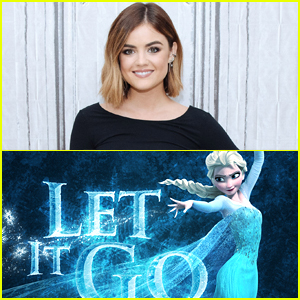 Lucy Hale & Rascal Flatts Put Beautiful Country Spin on 'Let It Go' - Listen Now!