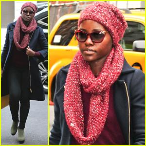 Lupita Nyong'o Honored With 'Lupita Nyong'o' Day In Harlem
