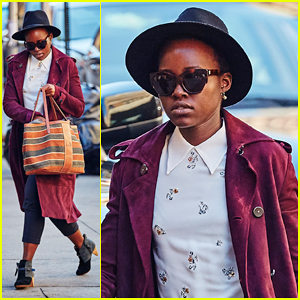 Lupita Nyong'o's Brother Peter Lands First Film Role In 'Nocturnal Animals'!