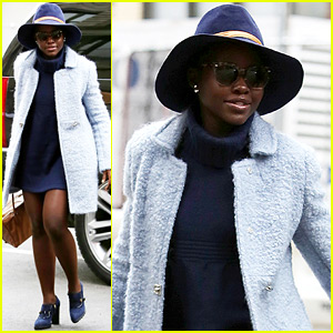Lupita Nyong'o's Street Style Is Always On Point!