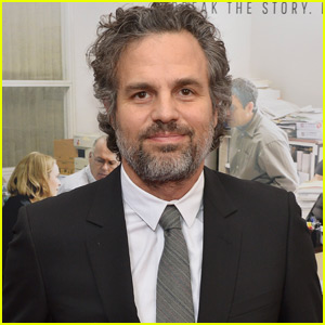 Mark Ruffalo Points to His Nipple in New Shirtless Photo