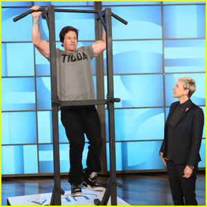 Mark Wahlberg Does 22 Pull-Ups for Breast Cancer Awareness
