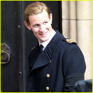 Matt Smith Transforms Into Prince Philip for Netflix's 'The Crown'