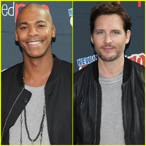 Mehcad Brooks & Peter Facinelli Bring 'Supergirl' to NYCC 2015